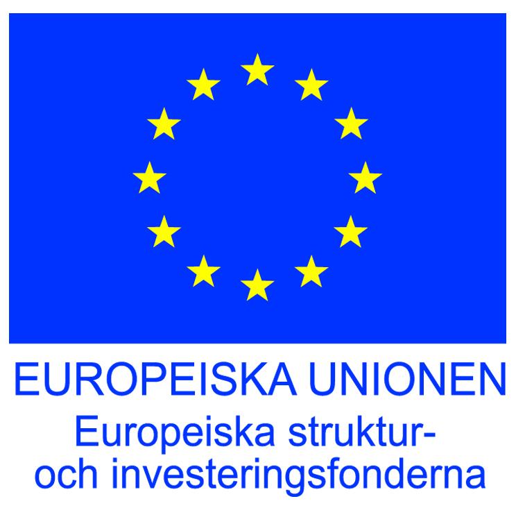 Europeiska Unionen - Europeiska struktur- & investeringsfonden